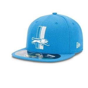 Detroit Lions NFL 59FIFTY fitted cap
